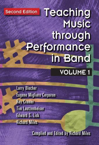 Teaching Music through Performance in Band • Vol. 1